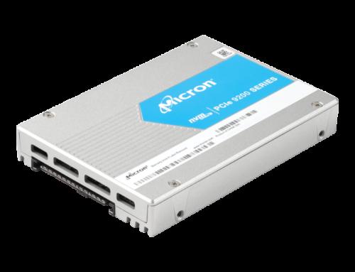 Micron 9200 SSD