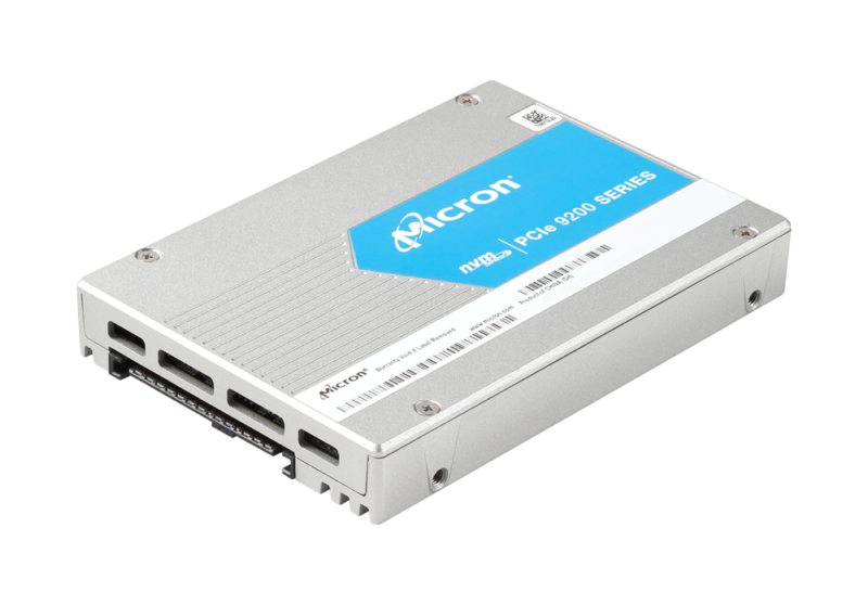 Solid State Drives – NVM Express