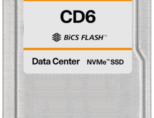 CD6 Series Data Center NVMe SSD Storage Devices