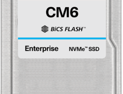 CM6 Series Enterprise NVMe SSD Storage Devices