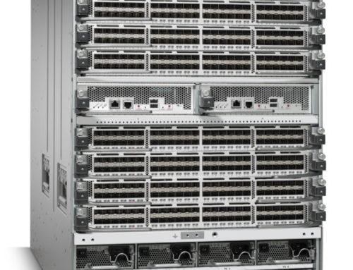 Cisco MDS 9700 Directors Fabrics