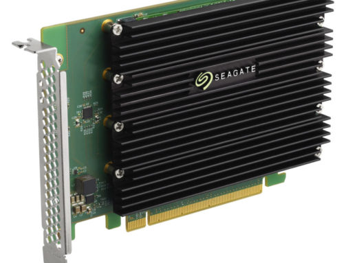 Seagate Nytro® Enterprise NVMe SSDs