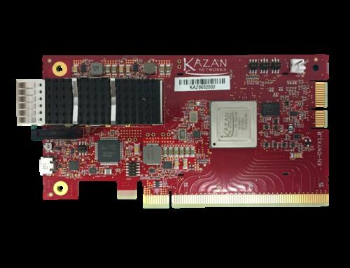 Kazan Onyx NVMe-oF™ Target Adapter
