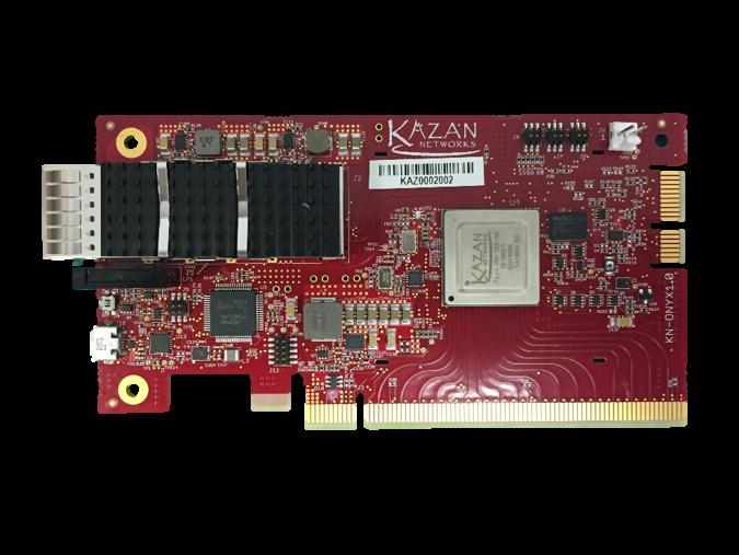 Kazan Onyx NVMe-oF™ Target Adapter – NVM Express