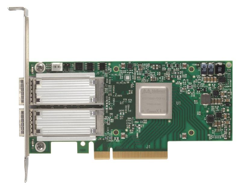 Mellanox ConnectX-4 EN NVMe over Fabrics™ Ethernet Adapter
