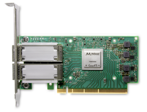 Mellanox ConnectX-5 NVMe over Fabrics™ Ethernet Adapter