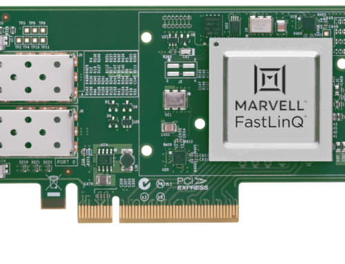 Marvell® FastLinQ® 45000 Series Adapters