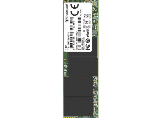 MTE662T & MTE662T-I M.2 SSD