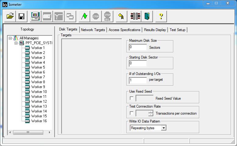 ezIOMeter Benchmark Tool Optimized for NVM Express – NVM Express